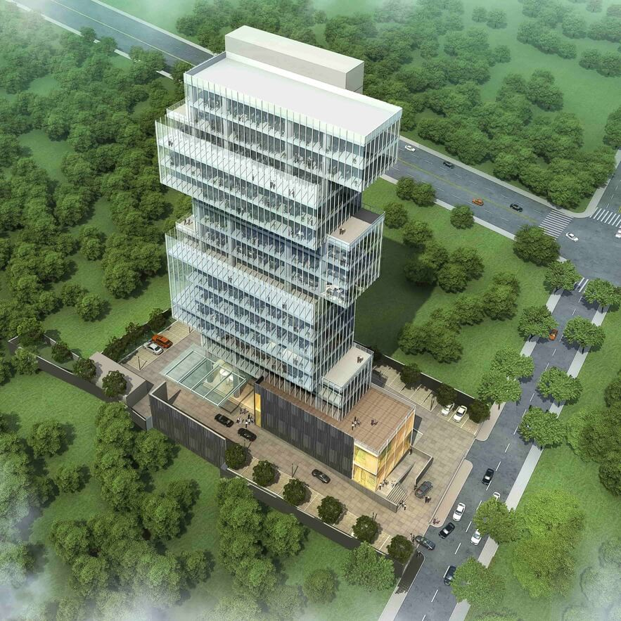Commercial Office Space for Sale in Shakespeare Sarani, Kolkata | Unimark Asian